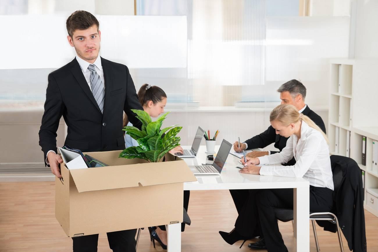 sygnały świadczące o zwolnieniu z pracy